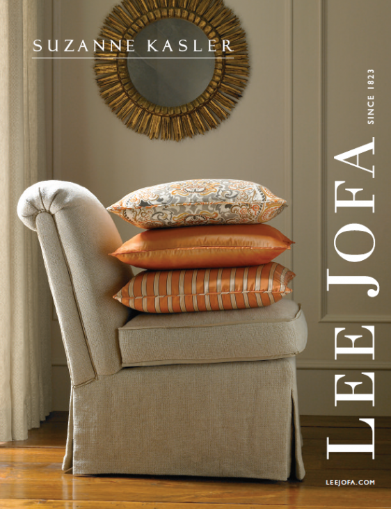 Suzanne Kasler Lee Jofa signature collection