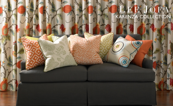 Lee Jofa Karenza collection